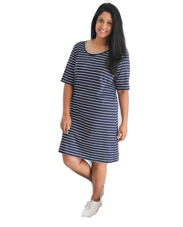 16-DC-C-SL-XL Curvo Sailor Love Blue 1
